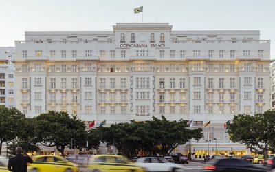 Que tal ganhar um final de semana no Copacabana Palace?