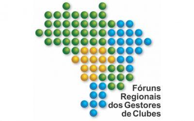 Fóruns Regionais: confira a programação prevista