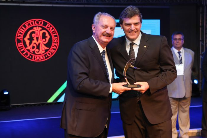 Prêmio FENACLUBES - Clube Histórico - Club Athletico Paulistano (SP)
