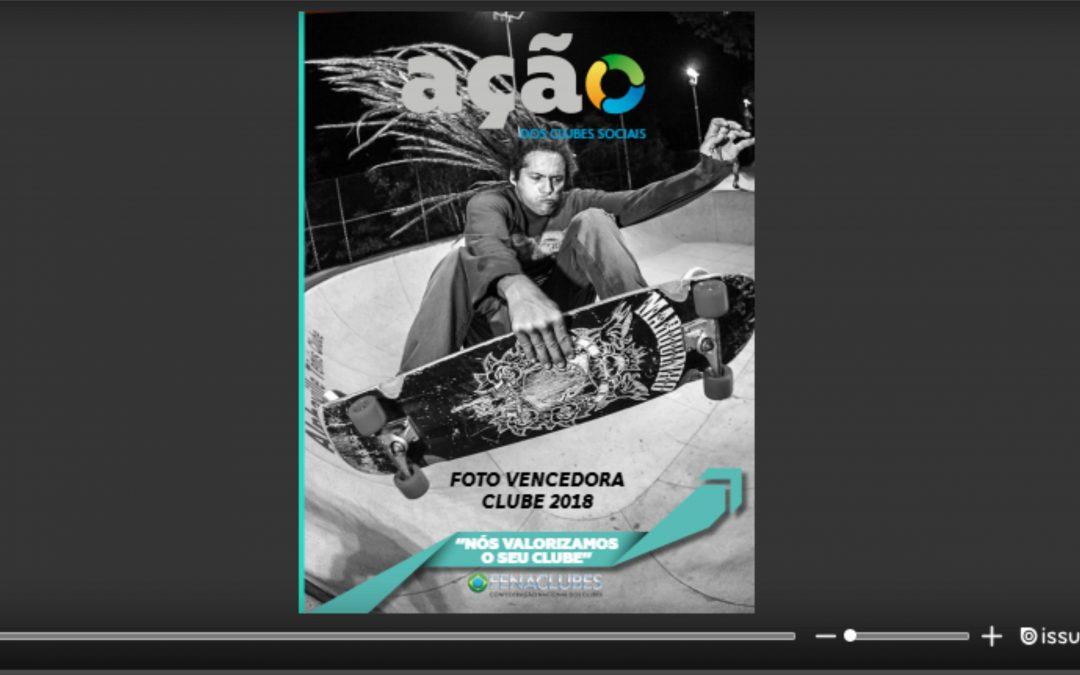 Nova edição da Revista Ação dos Clubes Sociais