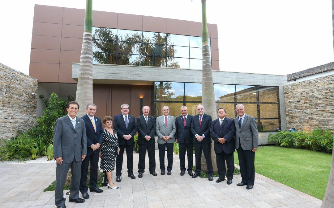 Durante encontro nacional, presidentes de Sindicatos aprovam gestão da FENACLUBES
