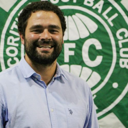 Samir Namur - Coritiba Foot Ball Club