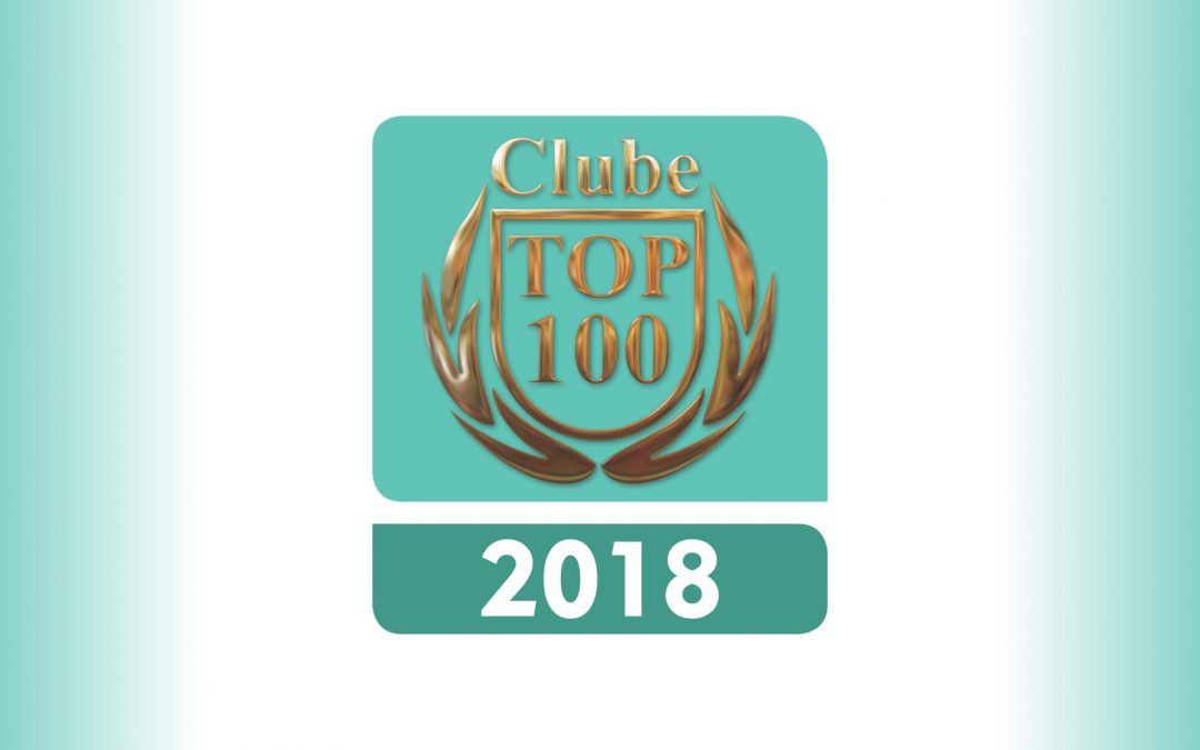 Prêmio Clube TOP 100 – Placa Bronze