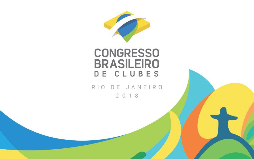 Congresso Rio 2018: inscrições abertas