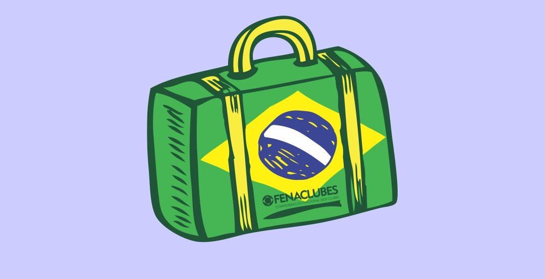 Campanha Viaje com a FENACLUBES aumenta as chances de ganhar