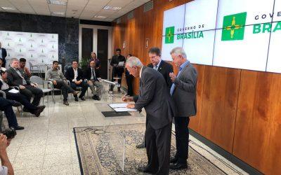 Clubes do DF conquistam nova Lei para regularização fundiária