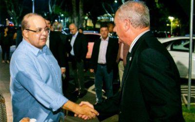 FENACLUBES participa de Encontro de Dirigentes com presença do Governador do DF