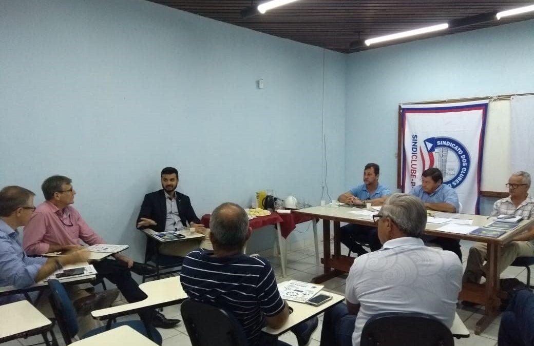 Encontro de Clubes baianos tem Conferência como tema principal
