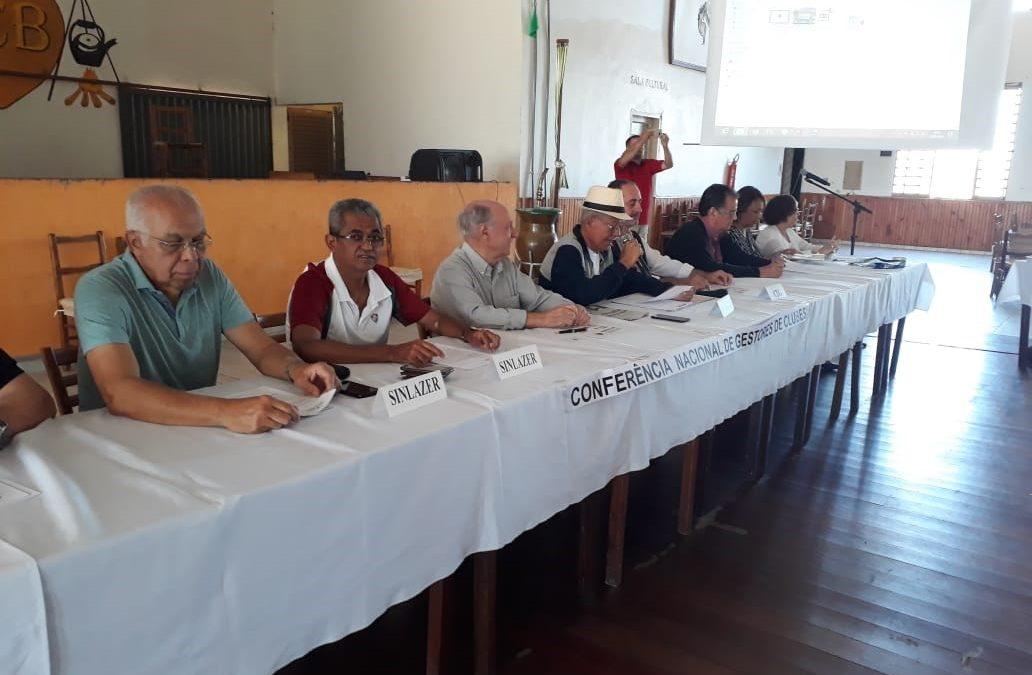 SinLazer DF divulga Conferência dos Gestores entre seus filiados
