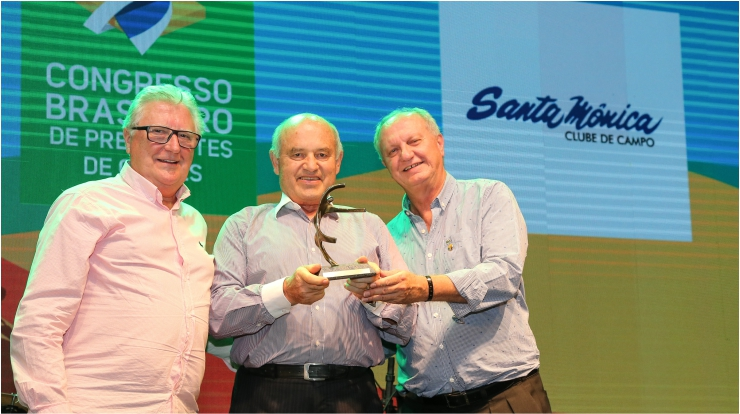 Santa Mônica Clube de Campo vence na inédita categoria Prêmio FENACLUBES – Comunicação CBI's