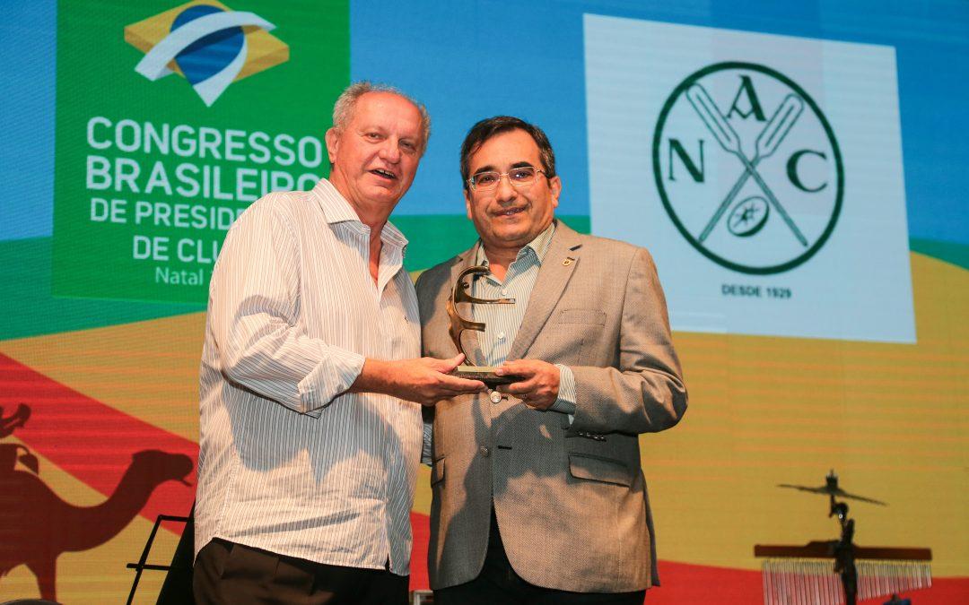 Náutico Atlético Cearense conquista Prêmio FENACLUBES – Comunicação 2019