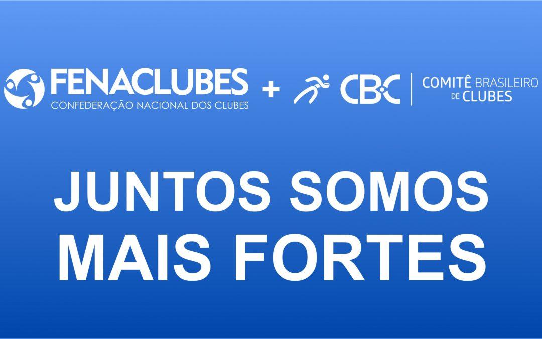 FENACLUBES e CBC seguem promovendo ações positivas