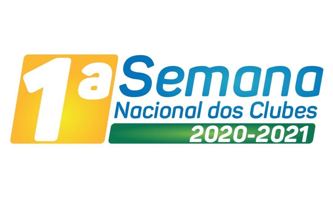 1° Semana Nacional dos Clubes – 2020-2021
