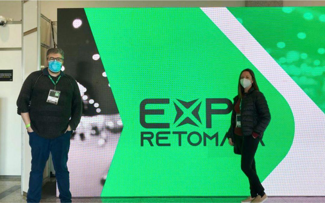 FENACLUBES participa da Expo Retomada