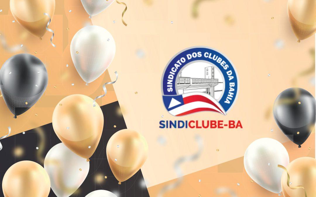 Aniversário de fundação do Sindiclube BA